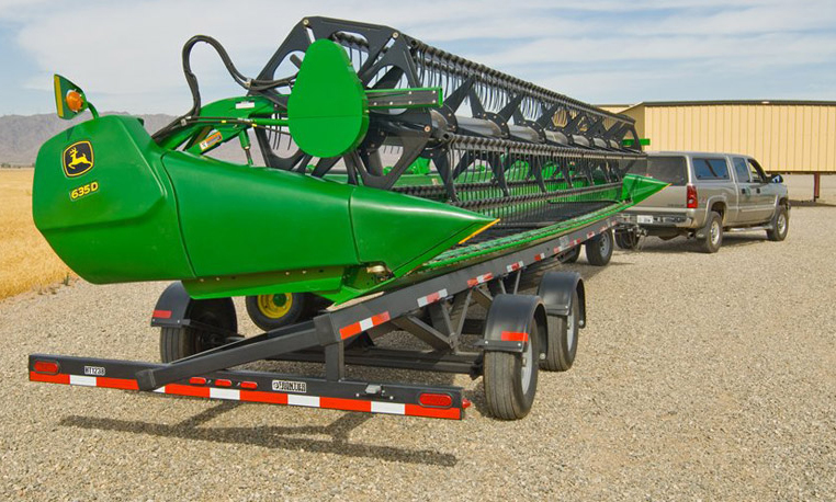 John Deere Utility Tractor Attachments Trailering JohnDeere.com