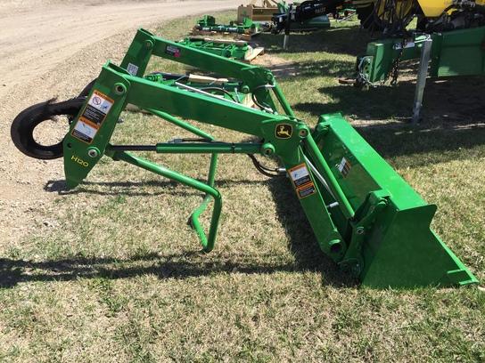 2013 John Deere H120 Tractor Loaders - John Deere MachineFinder