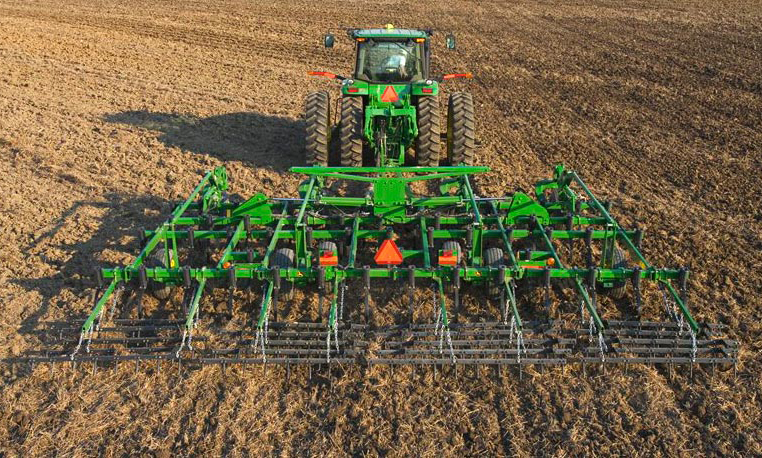 john deere seedbed tillage