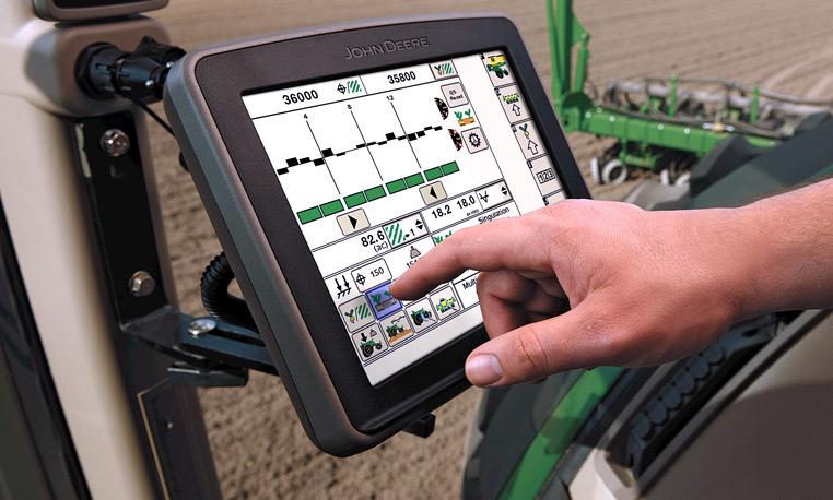 John Deere AMS (Agrar-Management-Systemlösungen)