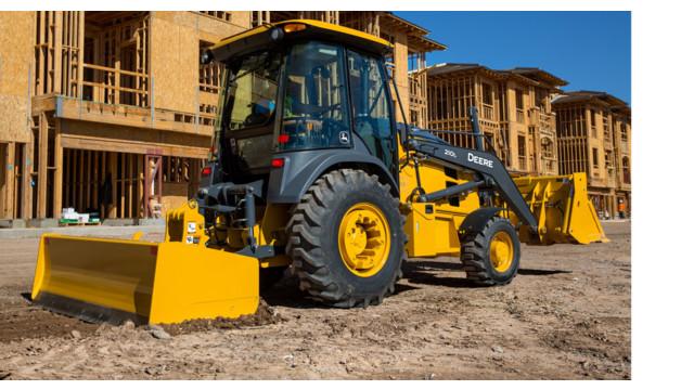 John Deere 210L & 210L EP Tractor Loaders | ForConstructionPros.com
