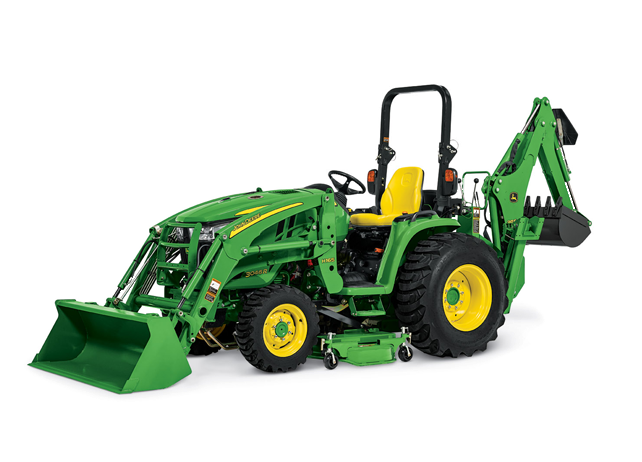 John Deere 3 Family Compact Utility Tractors | 3E 3R Series | Holland ...