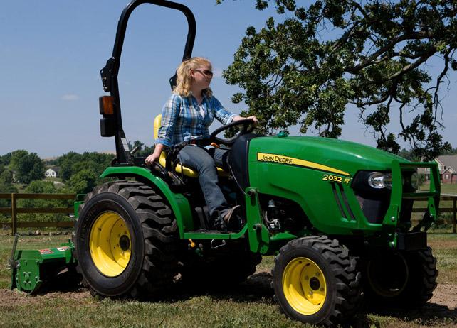 john deere 2000 series tractors