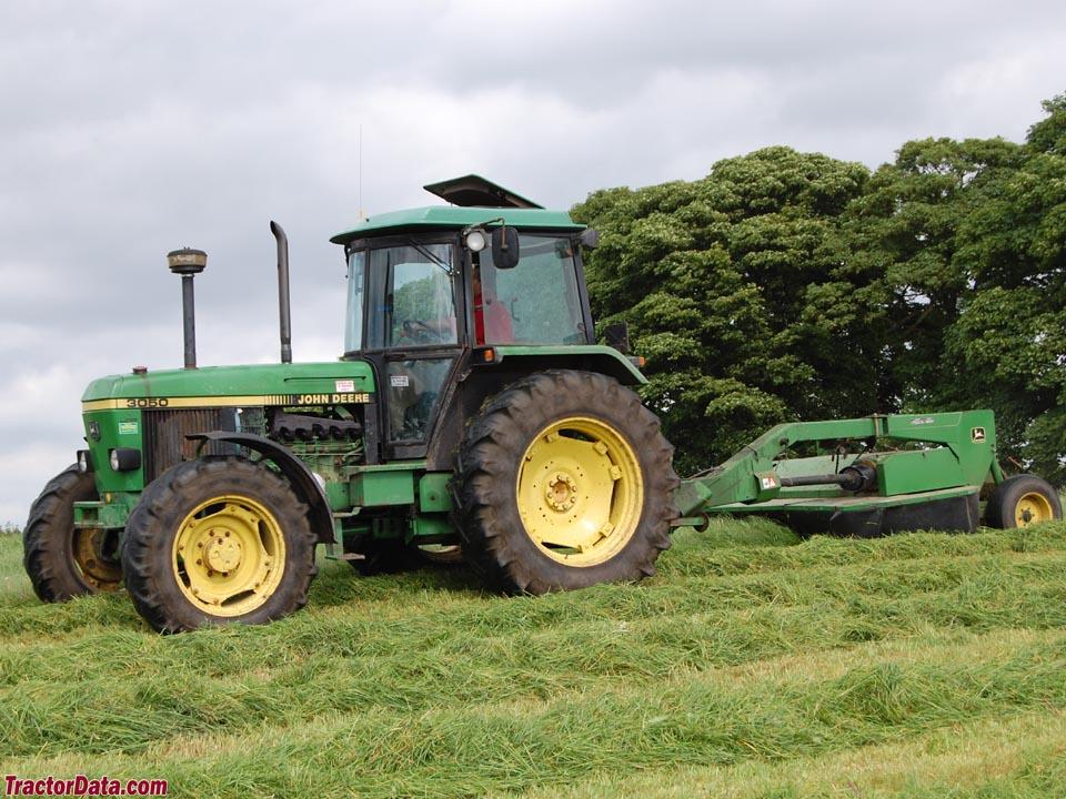 john deere 3050 series tractors