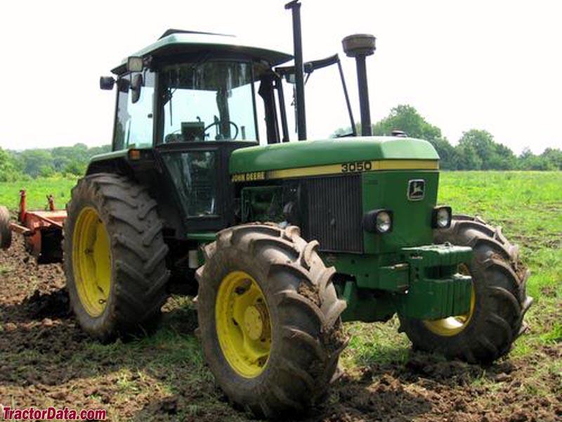 TractorData.com John Deere 3050 tractor photos information