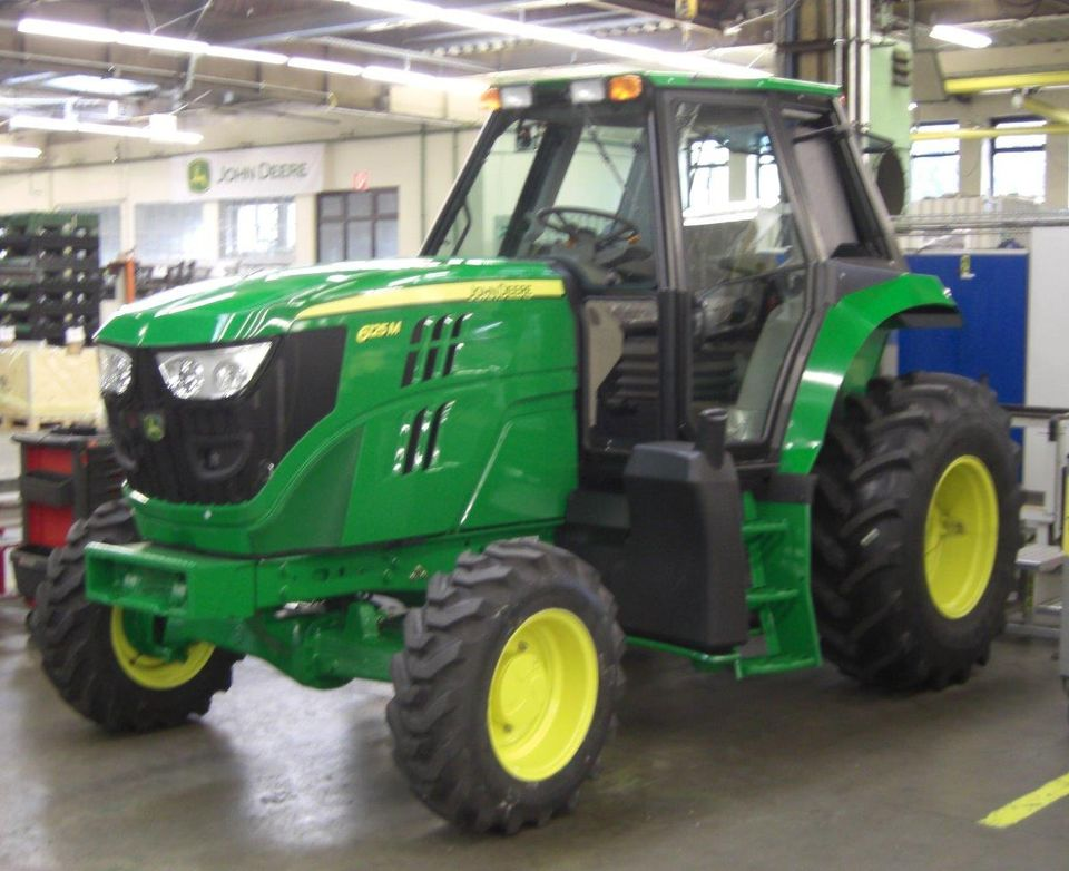 John Deere 6M Series Tractors Sales And Service