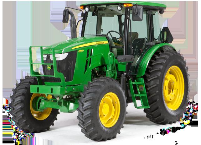 john deere 6d series tractors