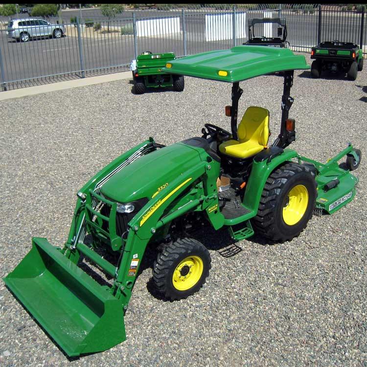 john deere 5000 advantage series tractors