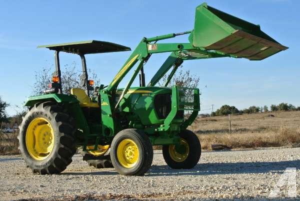john deere 5d series tractors
