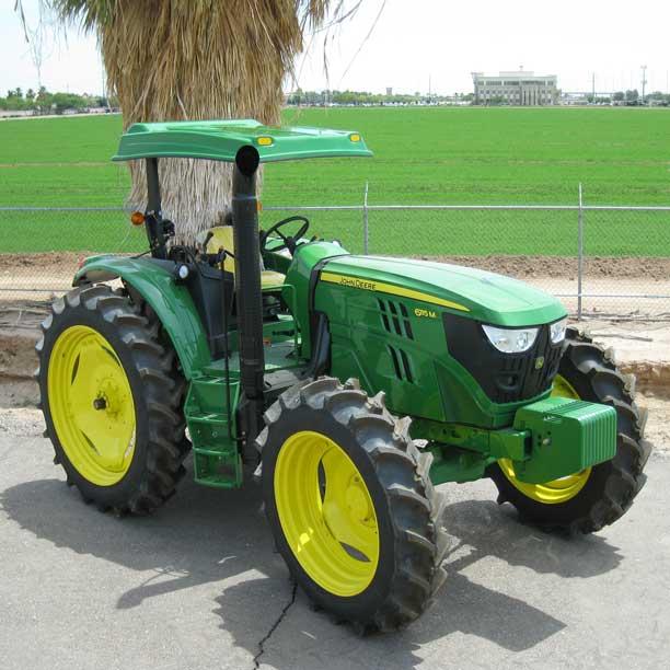 john deere 6000 series tractors
