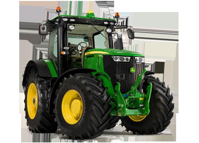 7000 Series John Deere Tractors