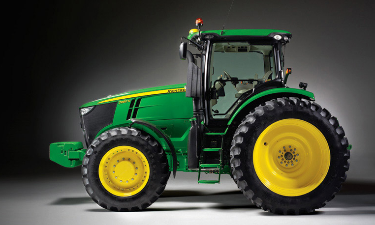 Large 7R Series tractor | John Deere equipment | Pinterest