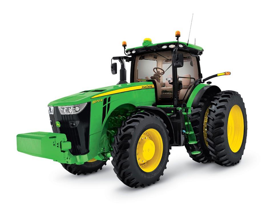 john deere 8060 series tractors