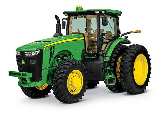 john deere 8070 series tractors