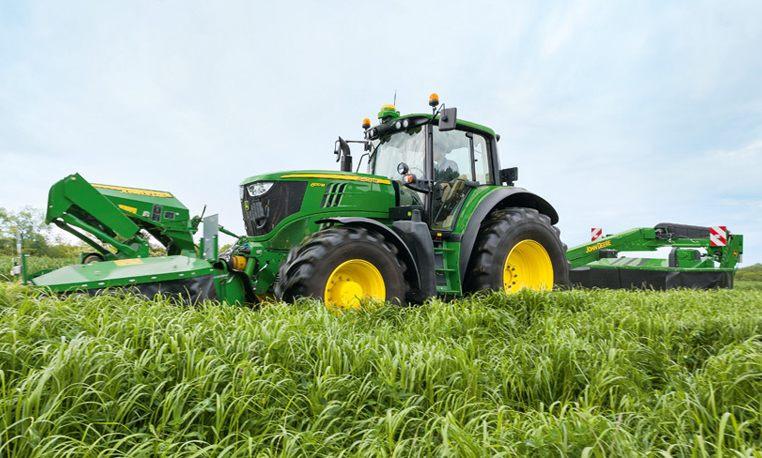 John Deere 6M Series (Euro Spec) Utility Tractors