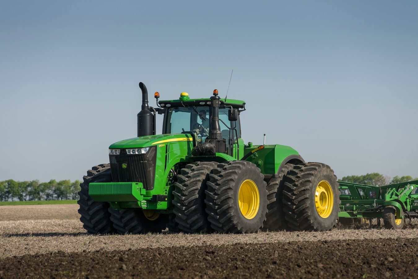 more john deere tractors