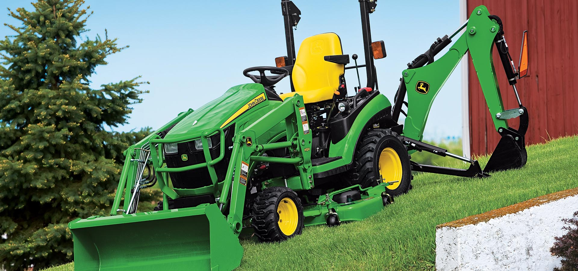 John Deere Tractors for Sale | Landscape Supply, Co.