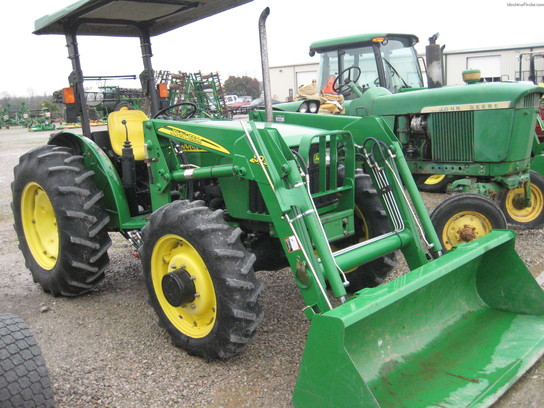 2006 John Deere 5205 Tractors - Utility (40-100hp) - John Deere ...