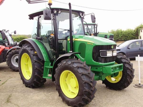 john deere 5090m gebrauchte traktoren john deere 5090m