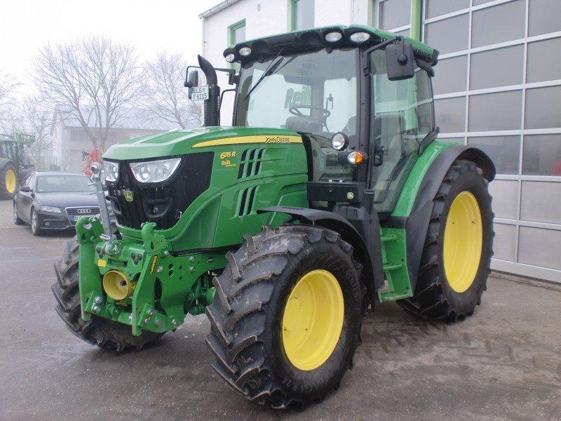 Tractor John Deere 6115R - technikboerse.com