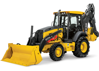 John Deere Backhoe Loader 315SL » Stribling Equipment, LLC