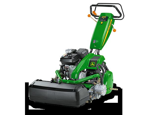 220 E-Cut Hybrid | Walk Greens Mowers | John Deere UK & IE