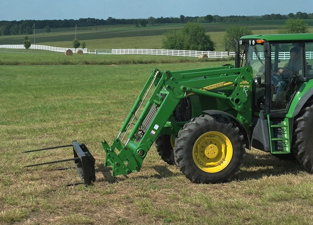John Deere AB14 Series Bale Spears Loader Attachments JohnDeere.com