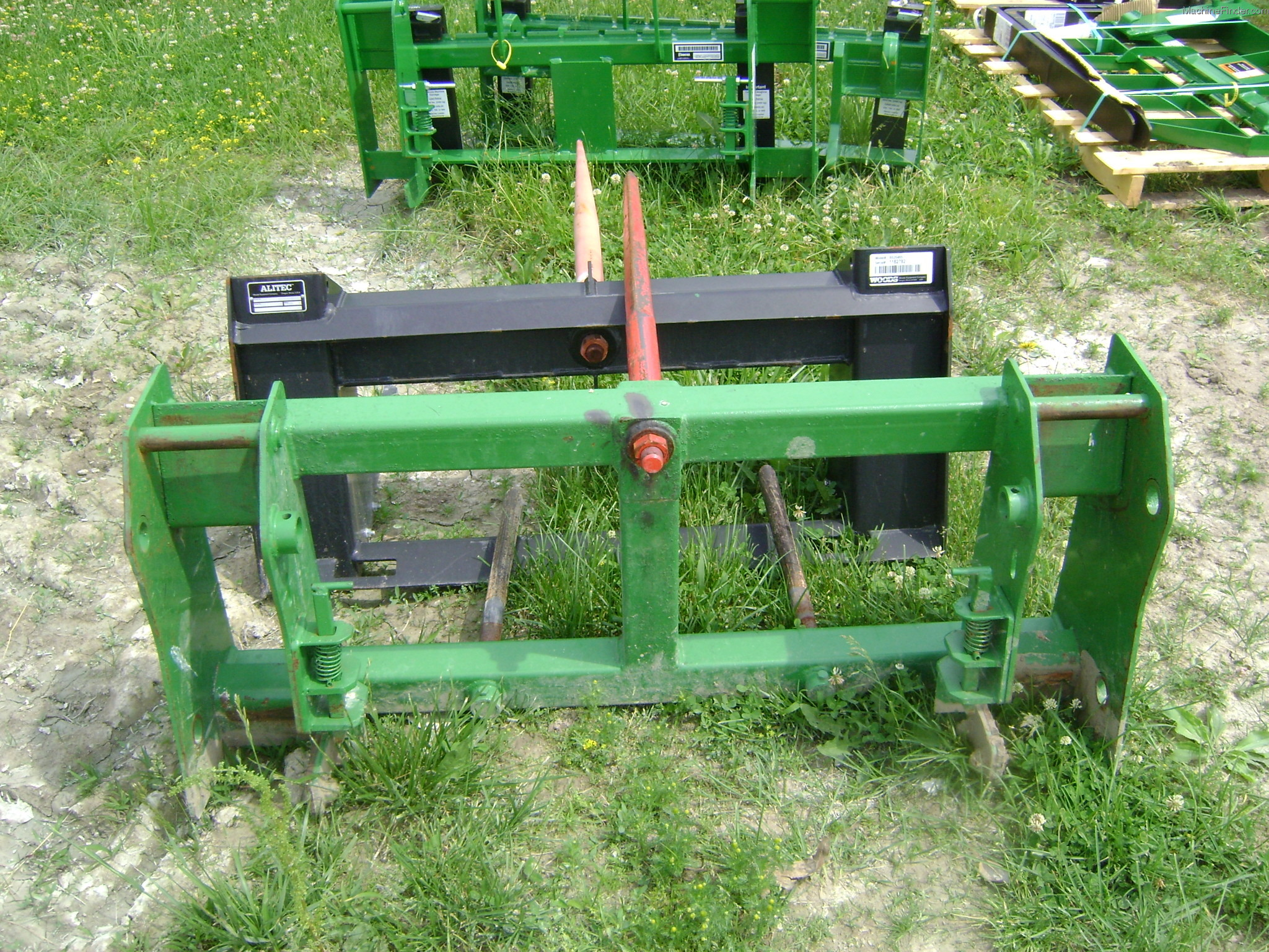 John Deere BALE SPEAR Hay Equipment - Handling and Transport - John ...