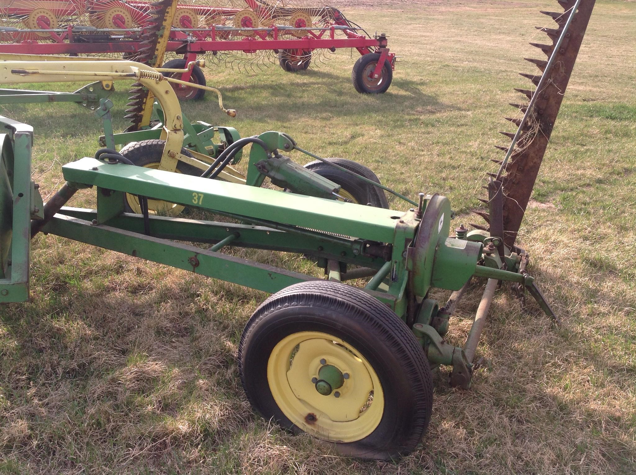 Wisconsin Ag Connection - New Bale Spears, Used Bale Spears for sale