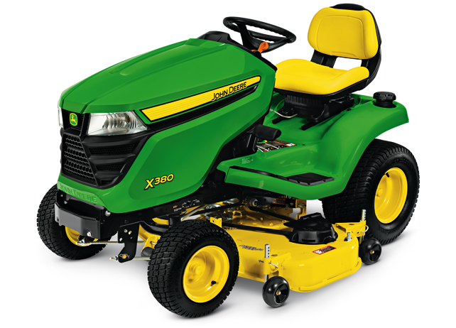Greenpartstore John Deere Parts And More Parts For >> John Deere X380 Lawn Tractor John Deere X300 Series Lawn