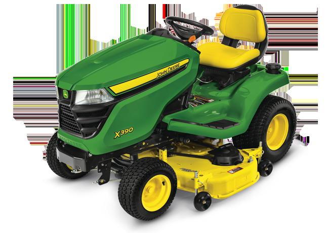 X300 Select Series Lawn Tractor | X390, 48-in. Deck | John Deere US