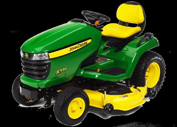 X530 Multi-Terrain Tractor - New Select Series Tractors ...