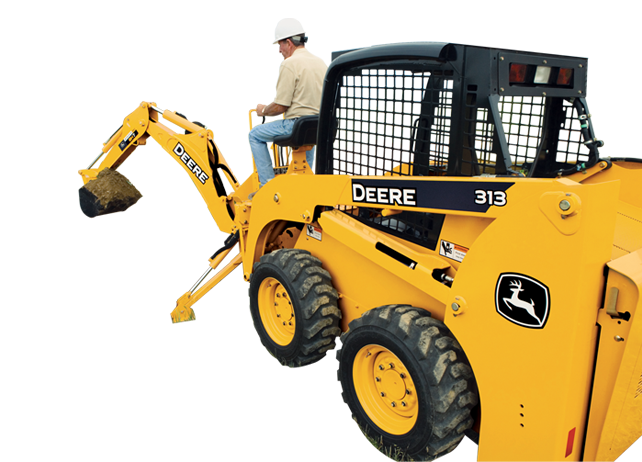 BH7 Backhoe Loader Attachment