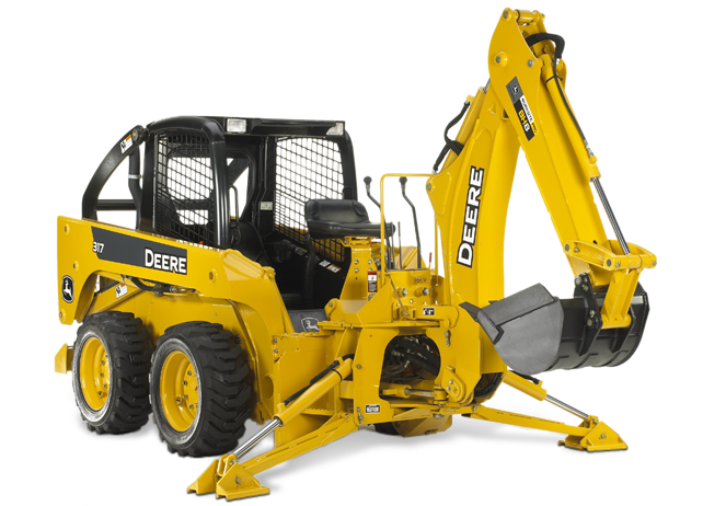 BH9 Backhoe Loader Attachment