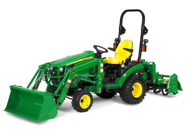 John Deere Compact Utility Trailers - Midwest Machinery