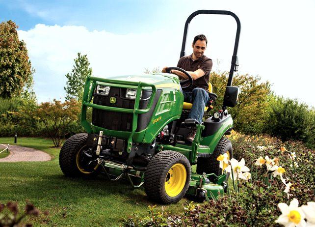 1026R | 1 Series | Compact Utility Tractors | John Deere GB