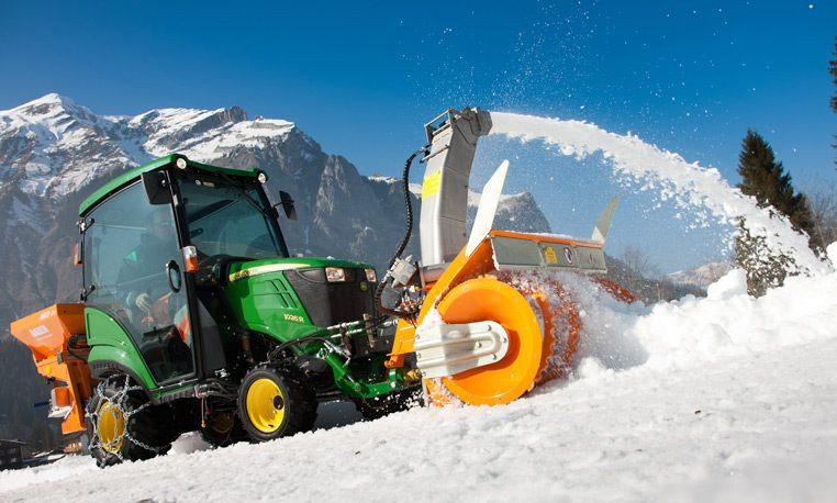 1 Series | Compact Utility Tractors | John Deere GB