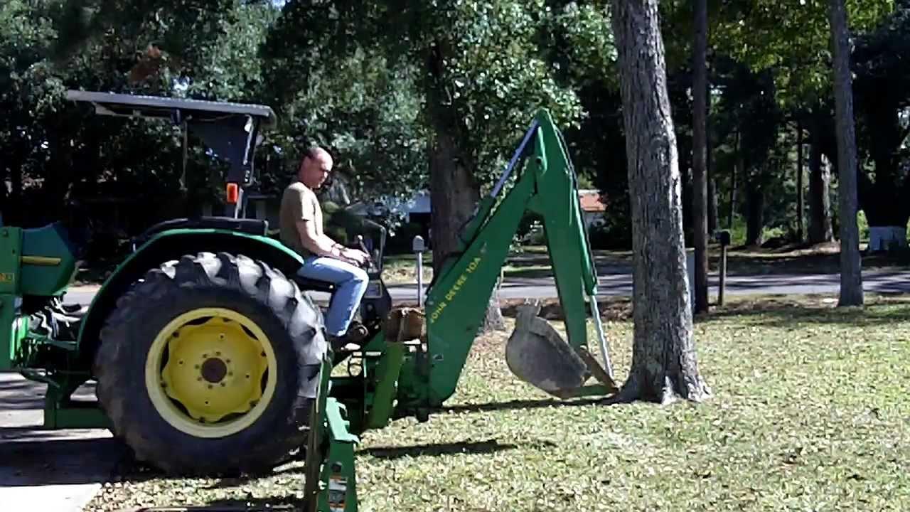 john deer tractor 3 x264 - YouTube