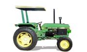 TractorData.com John Deere 1550 tractor information