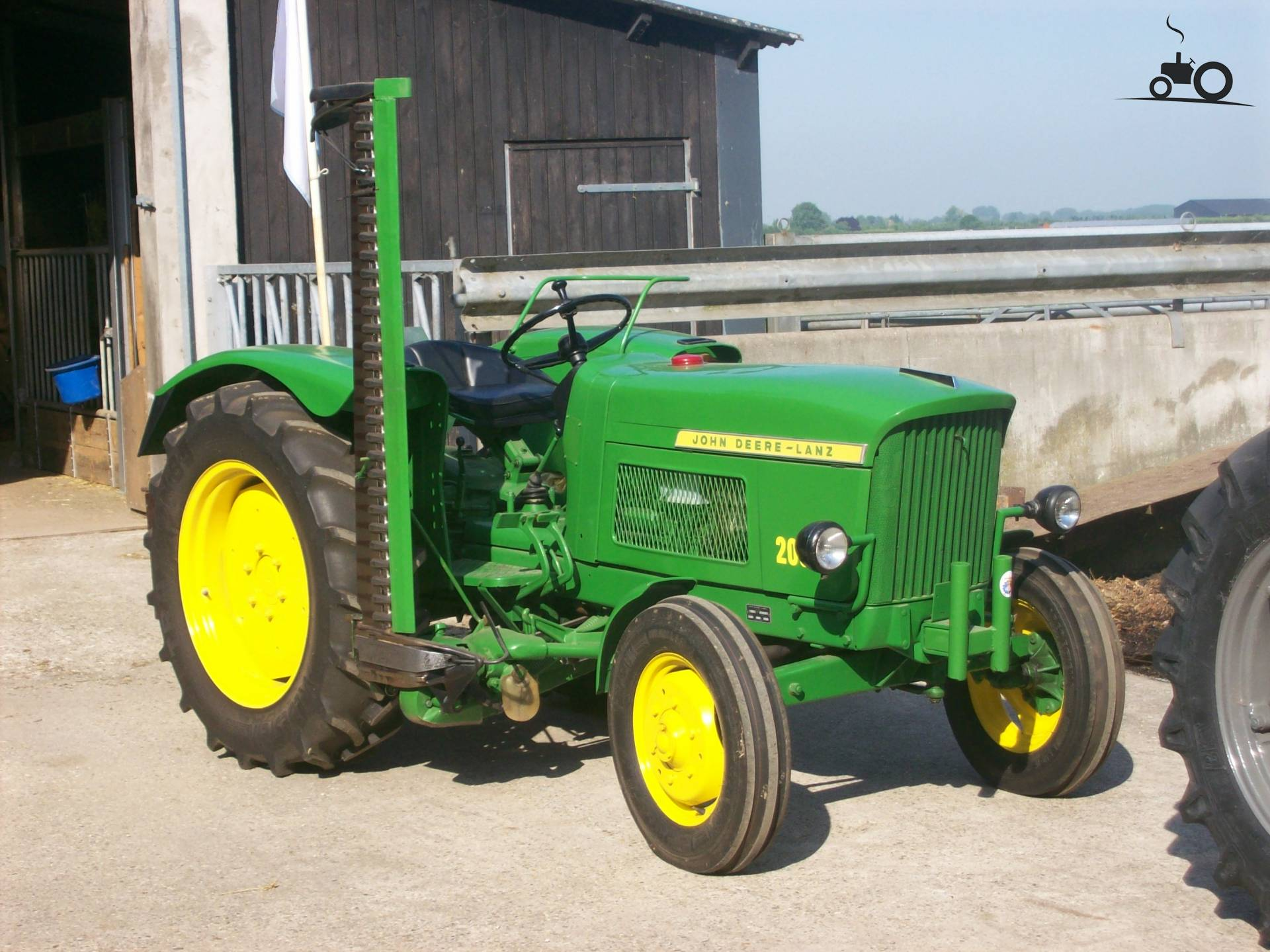 John Deere Lanz 200 Specs and data - Everything about the ...