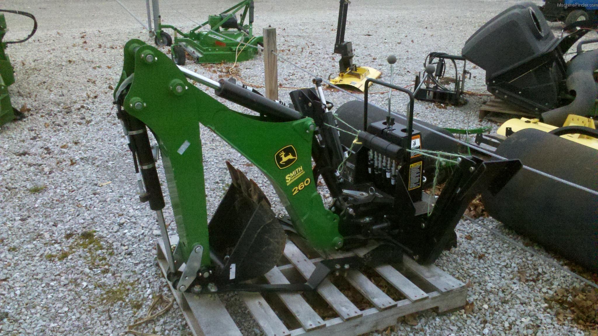 2010 John Deere 260 Tractors - Compact (1-40hp.) - John ...