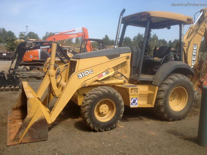 2006 John Deere 310G Backhoe Loaders - John Deere ...