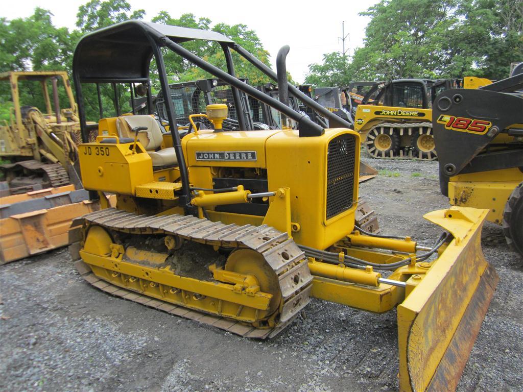 Used John Deere 350