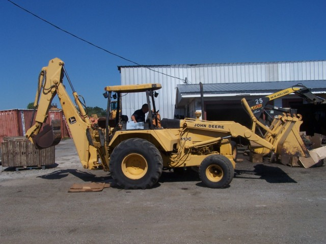 John Deere 410C Parts | Heavy Equipment Parts | Southern ...