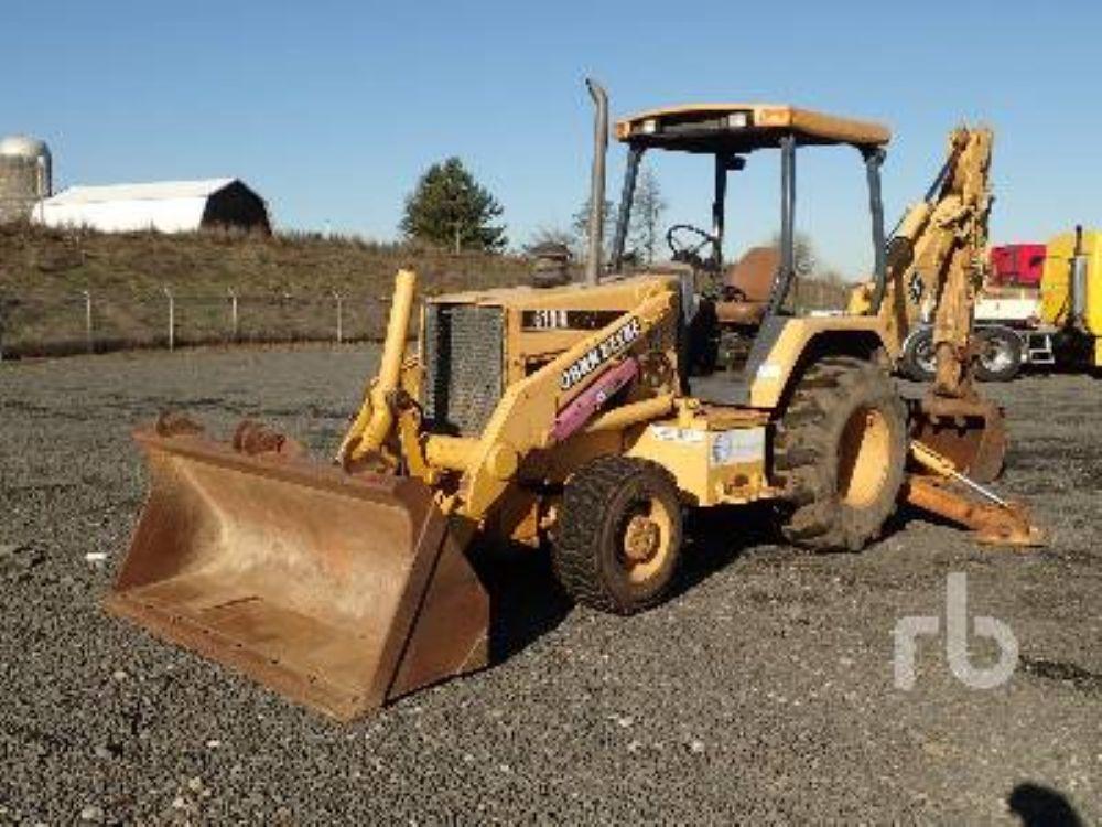 1996 John Deere 410D For Sale (3233635) :: Construction ...