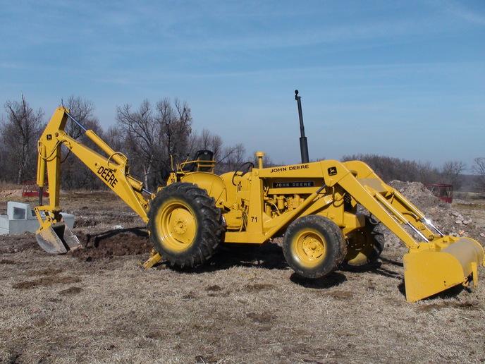 1960, John Deere, 440 Id (2013-01-28) - Tractor Shed