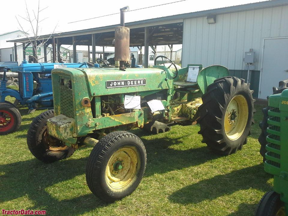 TractorData.com John Deere 440 industrial tractor photos ...