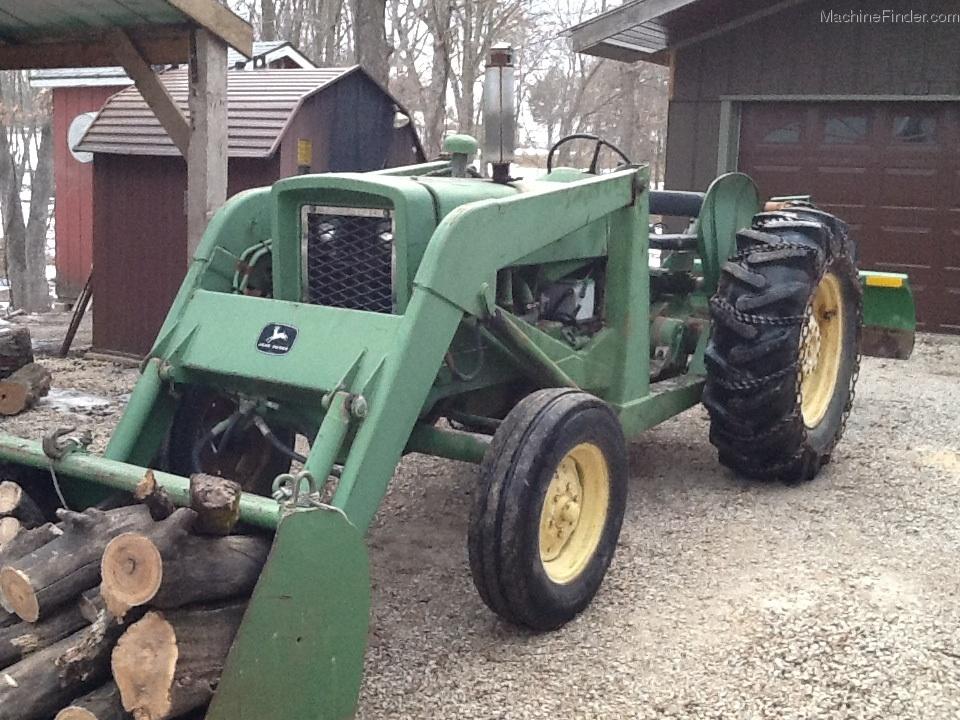 1970 John Deere 440 Tractors - Row Crop (+100hp) - John ...