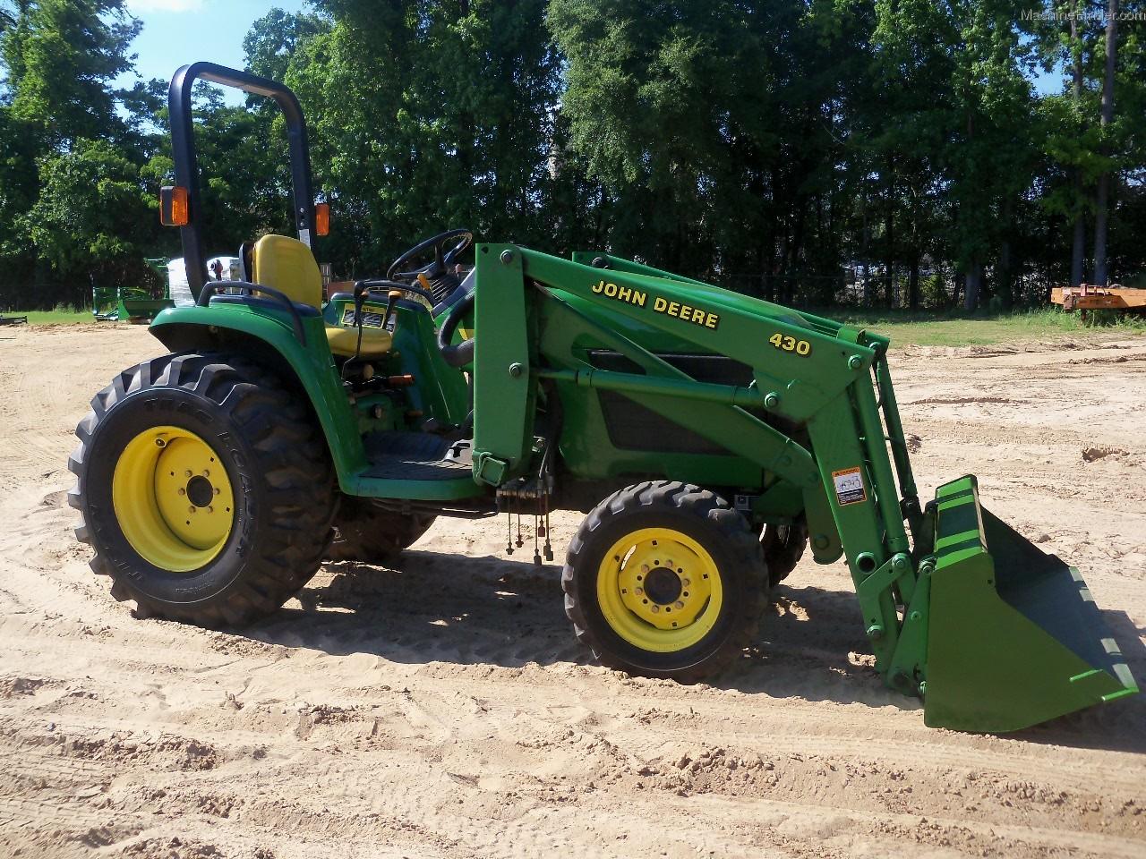 John Deere 4400 Tractors - Compact (1-40hp.) - John Deere ...