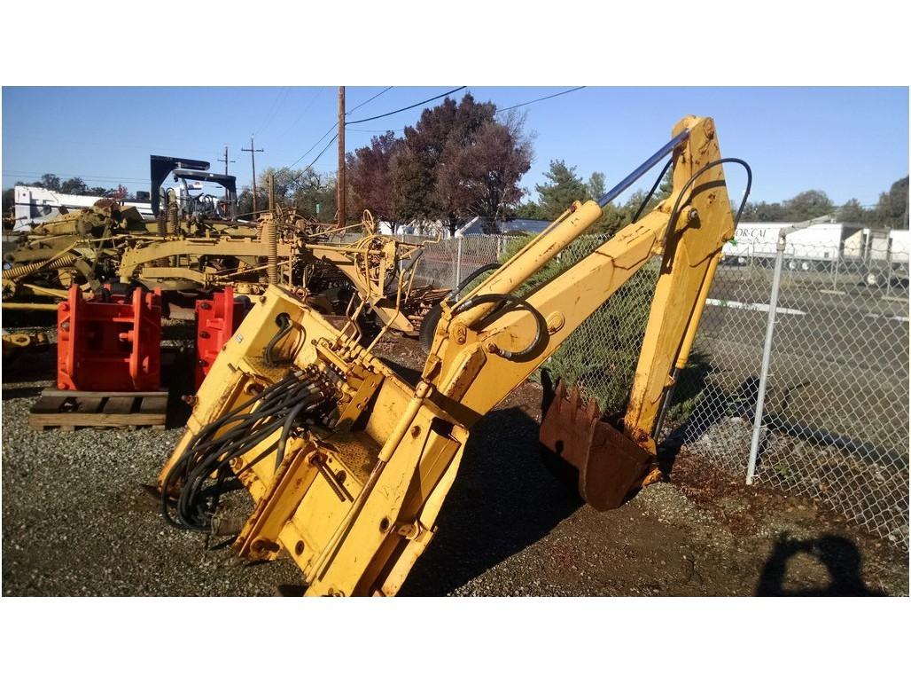 JOHN DEERE 450 Backhoe Attachment for sale - MPI Equipment ...